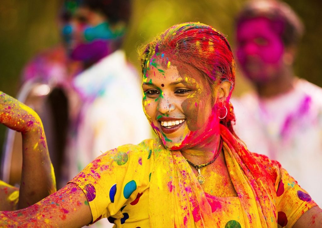 Happy Holi! Have fun!
